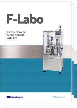 Fully-automatic capsule filling machines: LIQFIL Super Series