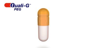 Gelatin Capsules Containing PEG — Quali-G-PEG